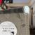 高価な家庭用パン不要のレイン韓国全輸入ファッション大花のレイン家装カーン式リフトカーターテン出窓リヴィン寝室レストラン書斎オーダカーンGPJ 108 B--金色の価格は1平方メートルの単価-1平方メートル未満は1平方メートルで計算します。