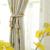 寮布衣【厚手】モダン田園寝室リビグの花の遮光既製テーラー掃き出し窓カーターテーンテーンンテーンンテーテーンガード麦田-布フック2.5メートル幅*2.7メートル高さ1枚無料で短くします。