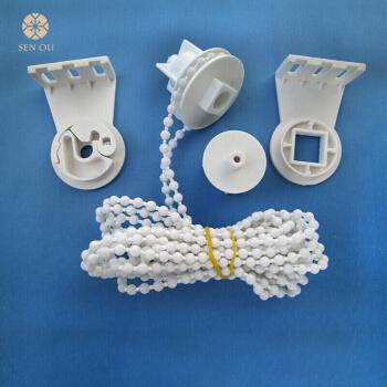ビーズのれんアクセサリープラスチックステントカーンリフトロープ手動ファスナーコントローラプラスチックステント2.8センチ径管用