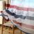 妃洛思波西米亚ストライプ地中海风格物理遮光レービグーベルン书房カーテーン布(打孔加工)幅2.5メートル×2.7メートルの高さ一枚