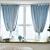 网红ins布纱一体二階姫系短窓フルバック寝室完全遮光カーターピンク布+紗(フック)幅3.5*高2.7枚