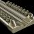 欧轩静音双轨カーターテン轨道レ-ルダブルロッドカーラーテ-ン滑降路ガイドリービン寝室滑車カーターテ-ントップレールのシャンパン色1メートルの価格が表示されます。
