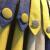 派尼美特既製カーンカーンスタイル寝室書斎の打孔遮光カーターテン天然素材リンネル共舞-紫薄灰色紫幅2.8*高2.75一片