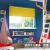 オーフーティステーン昇降のれん遮光オーダのカーン日除け寝室バースム防水UVカーター式薄い灰厚手塗銀遮光幅2 m X高2 m